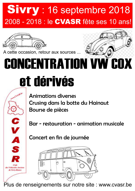 concentration Cox