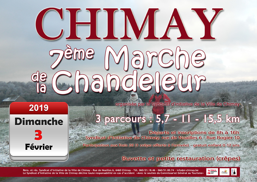 Chandeleur chimay